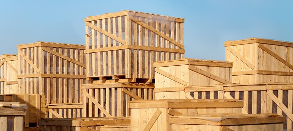 Weston Forest pallet and box supplier toronto ontario canada