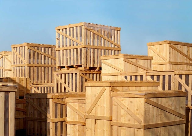 Weston Forest pallet box lumber supplier toronto ontario canada